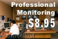 $8.95 per month Monitoring